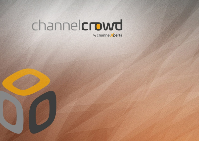 Channel crowd